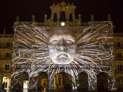 Videomapping Para Promover Turismo