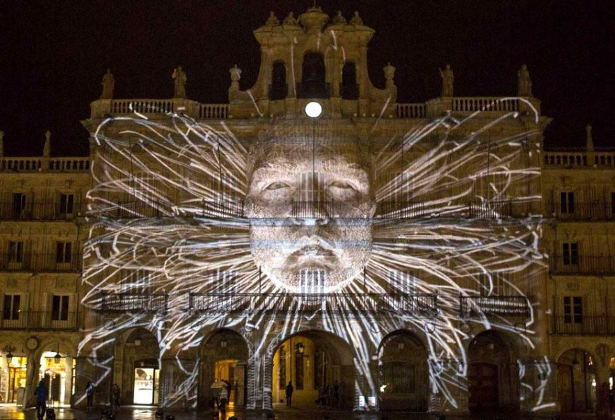 Video Mapping Para Promover Turismo
