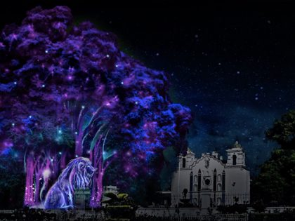 Creatividad, Proyectores y Video Mapping