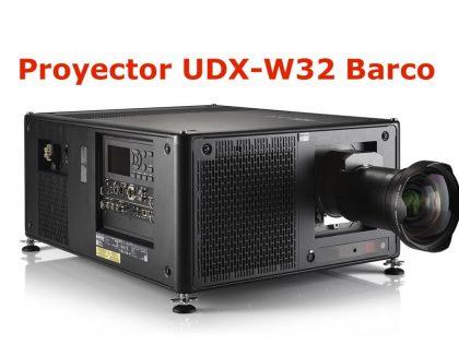 Proyector Barco UDX-W32