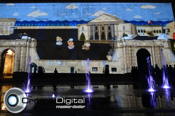 Renta de Proyectores Láser Para Eventos en Ciudad de México